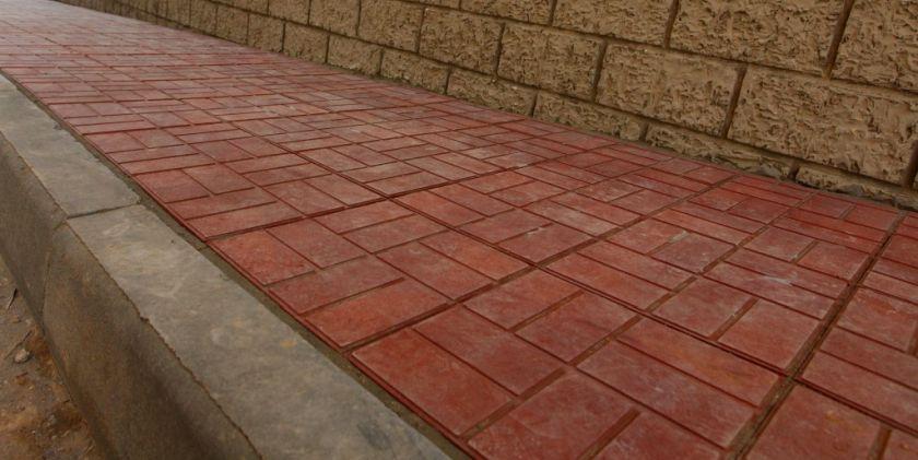Полимерная тротуарная плитка волгоград