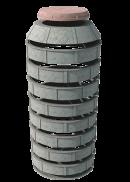 Дренажный колодец (емкость дренажная)