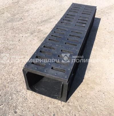 Решетка водоприемная 50х58х4 щелевая