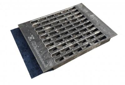Решетка водоприемная 650х500х40 ячеистая полимеркомпозитная