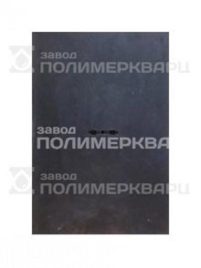 Плита закрытия канала ПП 750*500, черная, 22 кг.