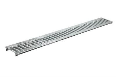 Решетка водоприемная 10.13,6.100 - штампованная стальная оцинкованная, кл. А15