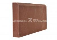 Бордюр тротуарный полимерпесчаный (полимерно песчаный) ПП Универсальный (500*200*40)