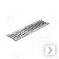 Решетка водоприемная 10.13,6.50 - щелевая чугунная ВЧ оцинкованная, кл. С250