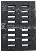 Решетка водоприемная 30.35.50- щелевая полимерпесчаная, кл. А15