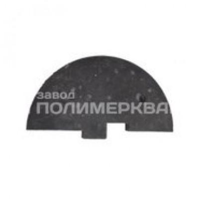 ИДН-500 ПП, черный, концевой