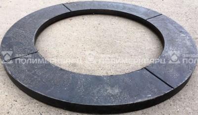 Кольцо регулировочное полимерно песчаное (полимерпесчаное) композитное 30, 40, 50,60 мм