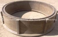 Кольца для колодца d=750мм h=200мм полимерно-песчаные композитные