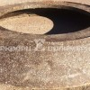 Конус переходной d=1000мм h=140мм полимерно песчаный (полимерпесчаный) на колодец