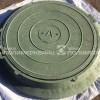 Конус-люк d=750мм h=80мм полимерно песчаный (полимерпесчаный) композитный