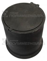 Ковер газовый большой ПП -39.25.24- полимерпесчаный черный, вес 20 кг (1)