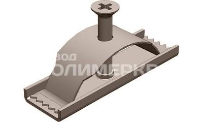 Крепеж  для  решеток DN100