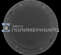 """Люк полимерпесчанный класс """"ТМ"""" 25 т. Черный 840*120*630 (1)"""