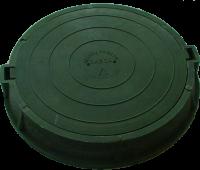 Конус-люк переходник смотрового колодца d=750мм h=80мм