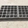 """Газонная решетка полимерпесчаная (полимерно песчаная) для парковки """"Экопарковка"""", черная"""