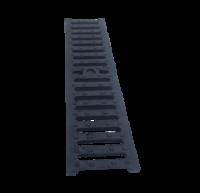 Решетка водоприемная 10.12,7.50- щелевая полимерпесчаная, кл. А15